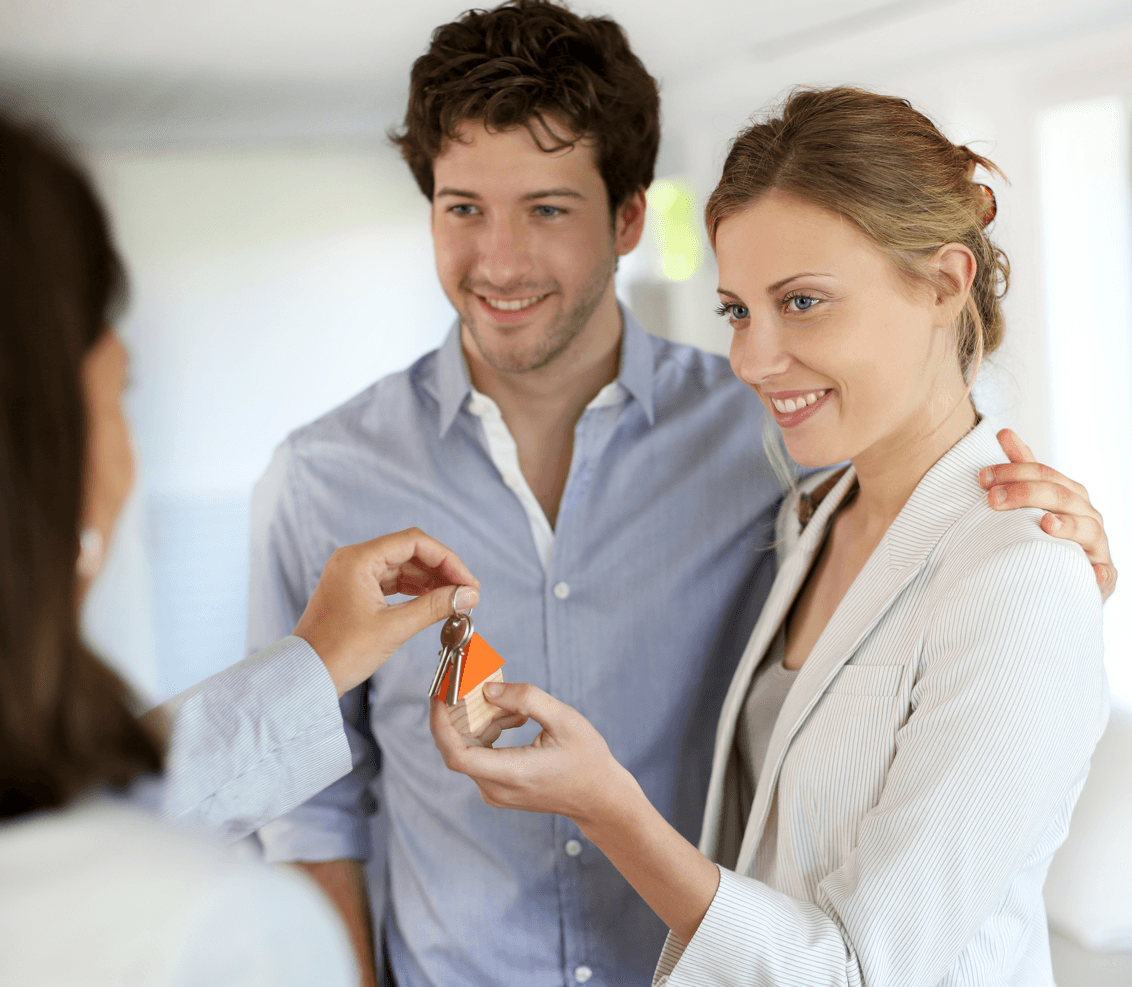 What You Should Know When Saving For Your Down Payment Happy Couple image