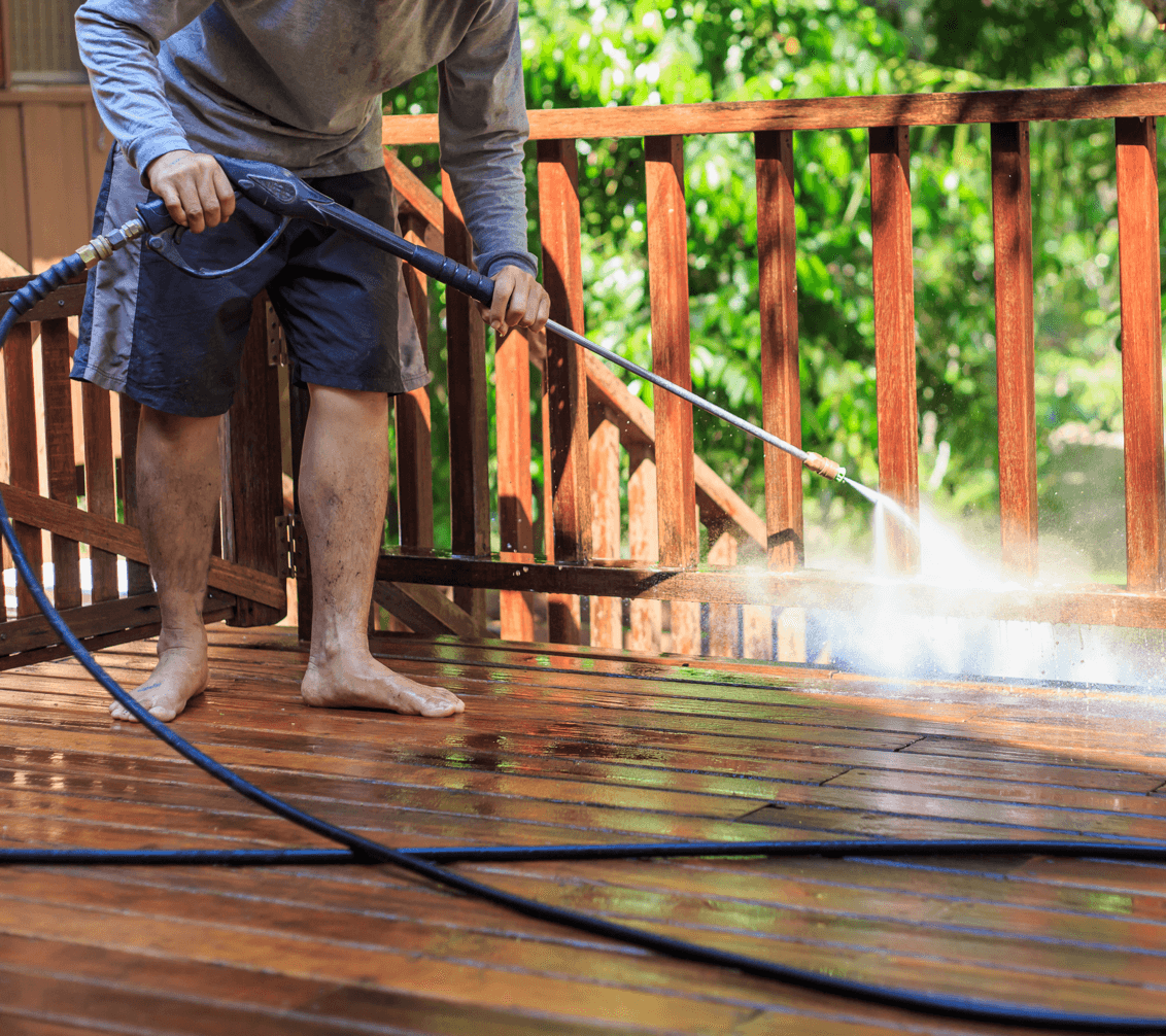 13 Ways to Beautify Your Backyard Pressure Washing image