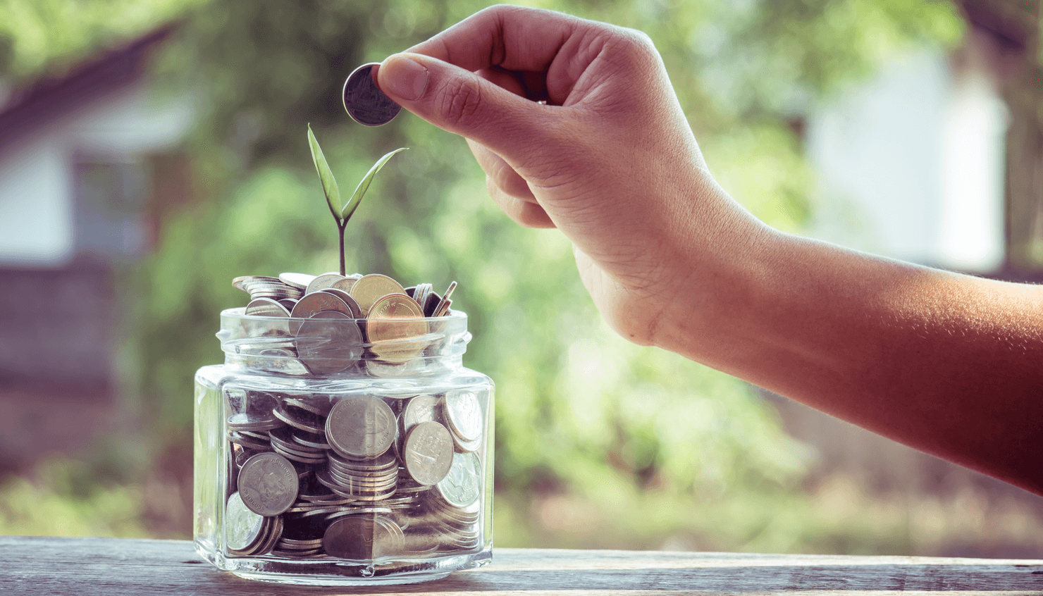 13 Ways to Save Up Your Down Payment Savings Jar image