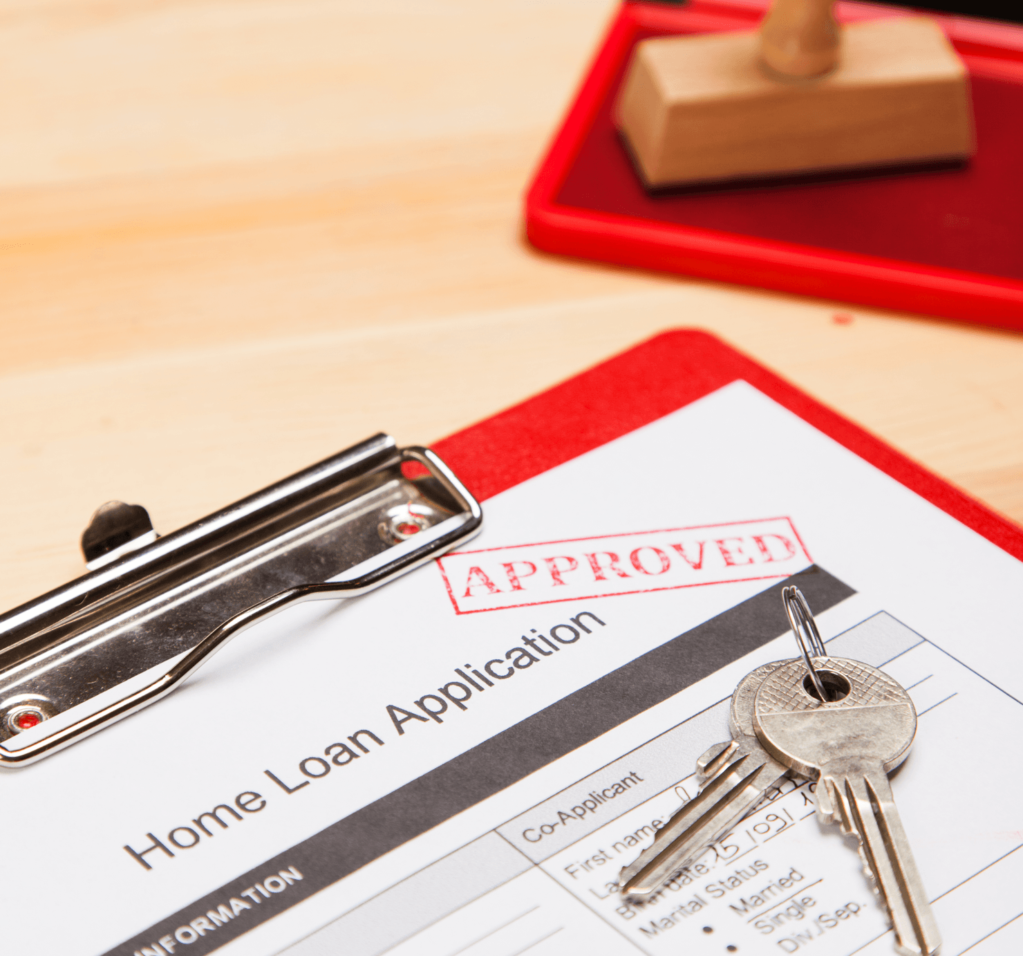 Figuring Out Your New Home Finances Loan image