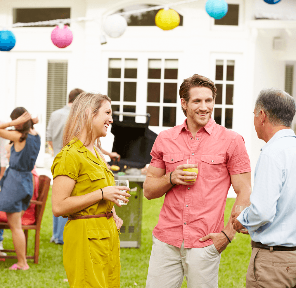 Your Guide to Easy Outdoor Entertaining Outdoor Party image
