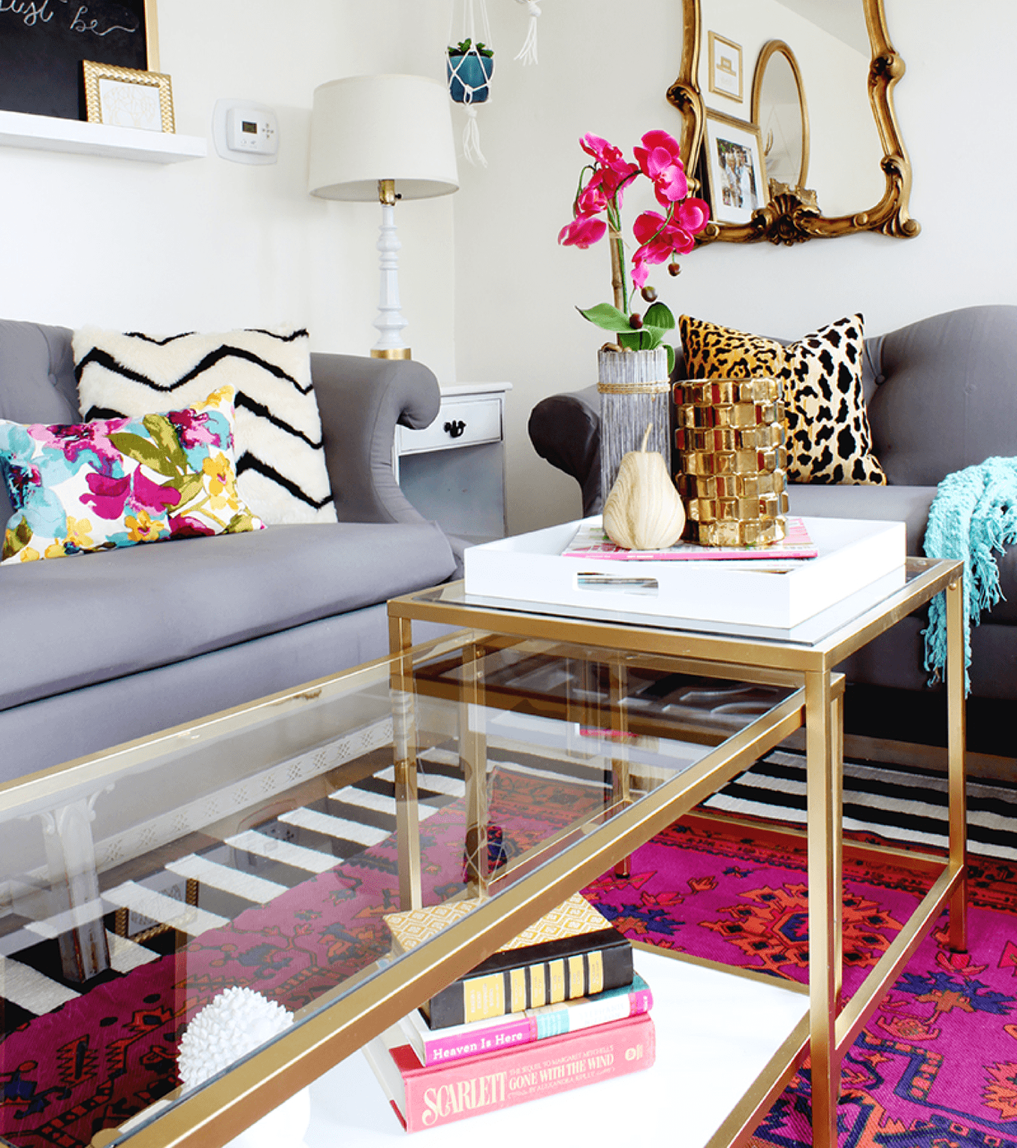 16 DIY Projects to Revamp Old Furniture Coffee Table image