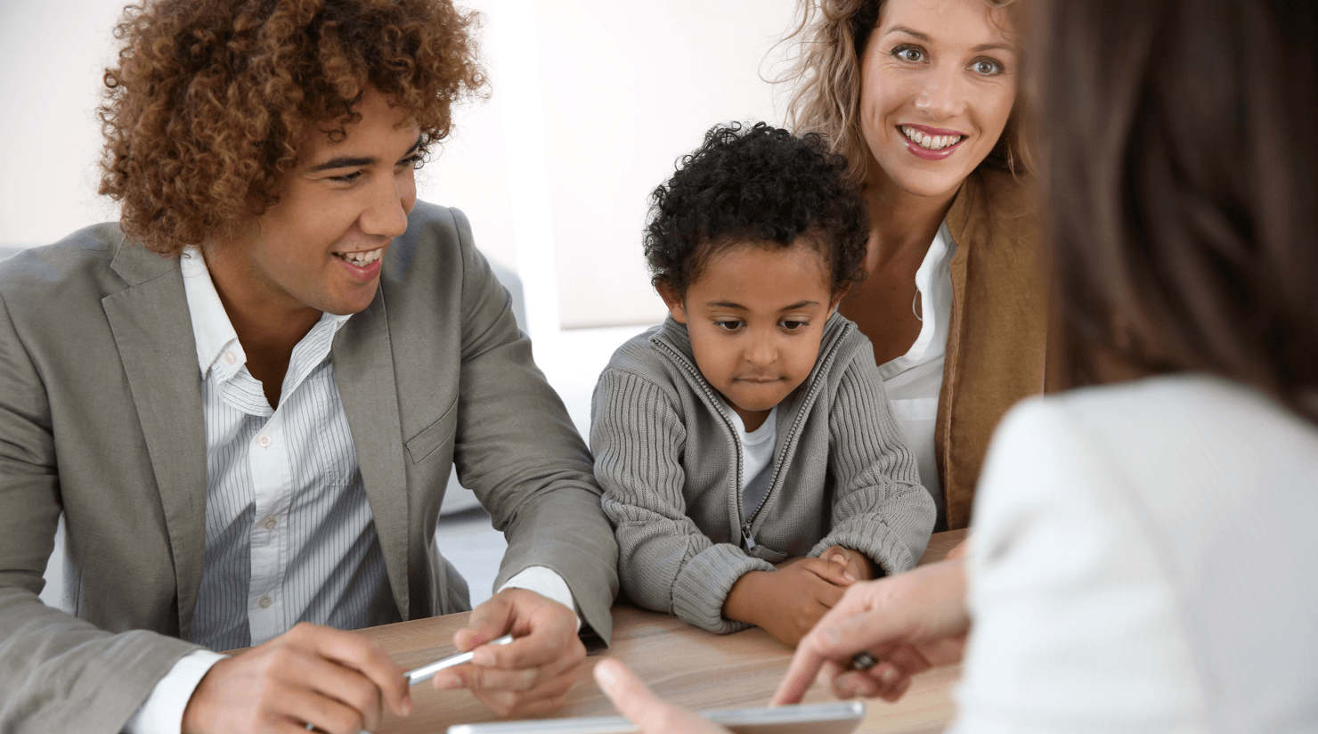 What is the Home Buyers' Plan? Family Meeting with Agent image