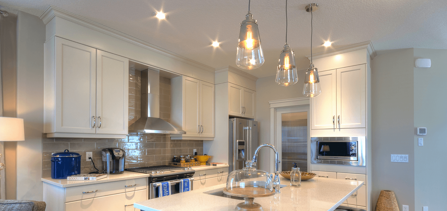 Light Up Your Life: Choosing Lighting in Your Home Kitchen Featured Image
