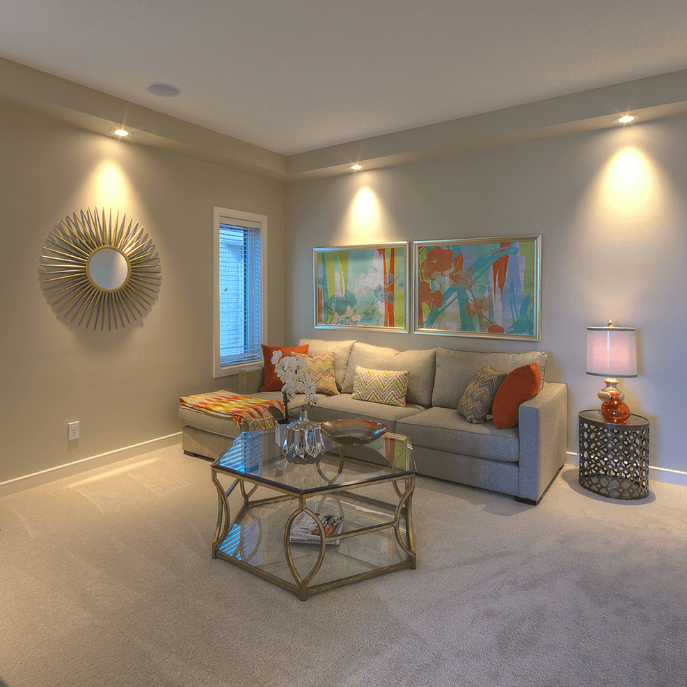 Light Up Your Life: Choosing Lighting in Your Home Livingroom Image