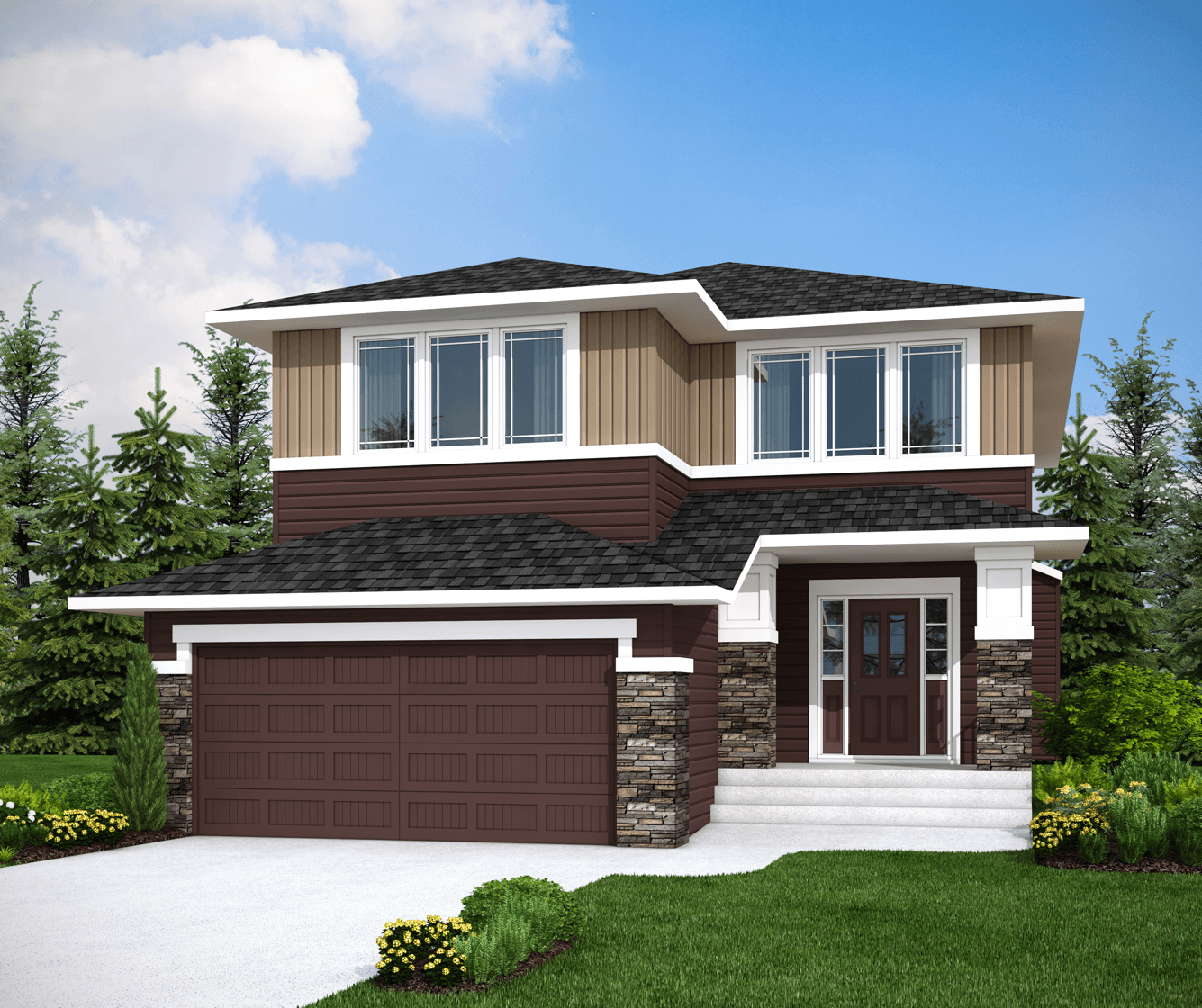 A Look At Your Home Elevation Options Baines Exterior Image