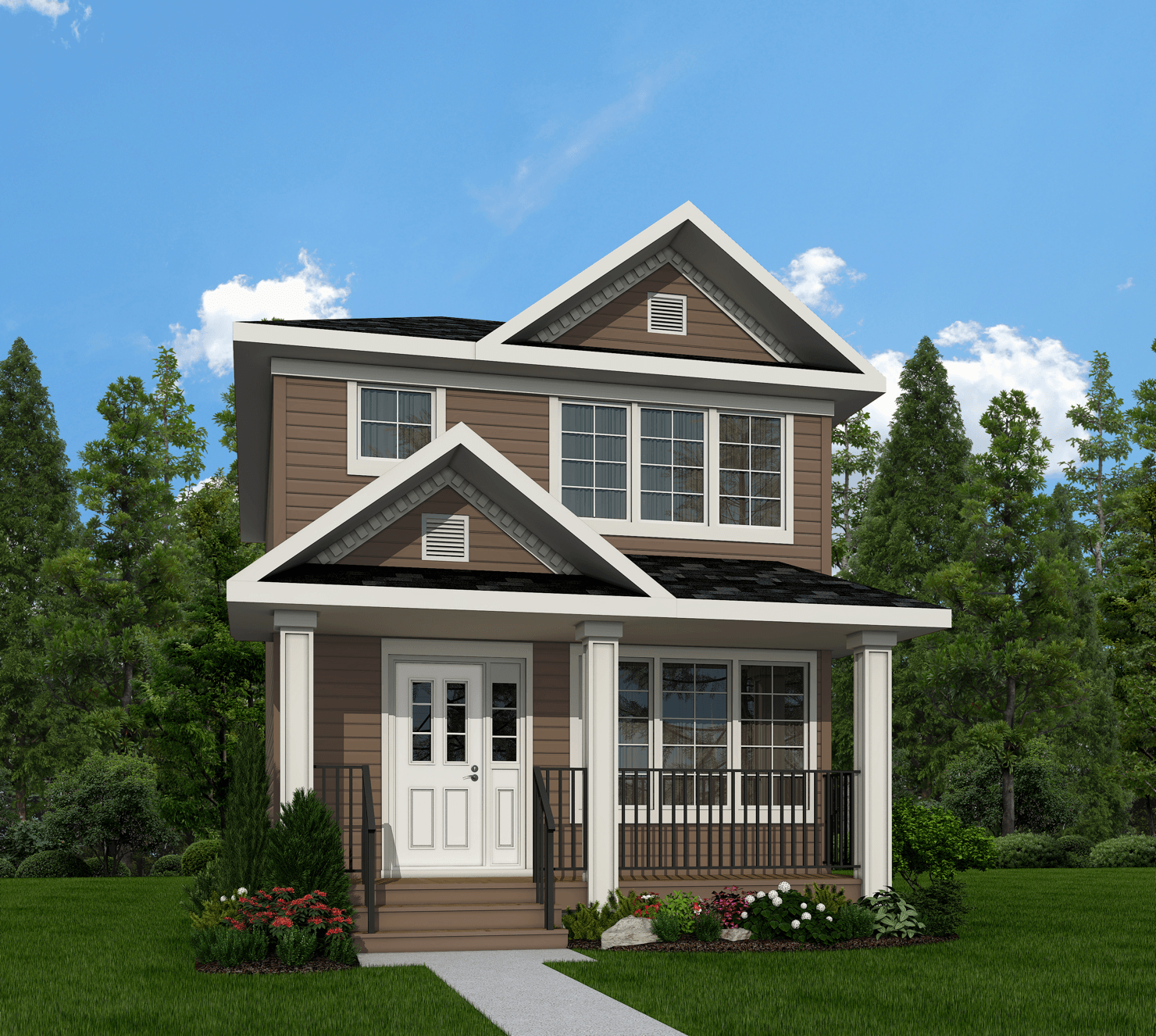 A Look At Your Home Elevation Options Durham Exterior Image