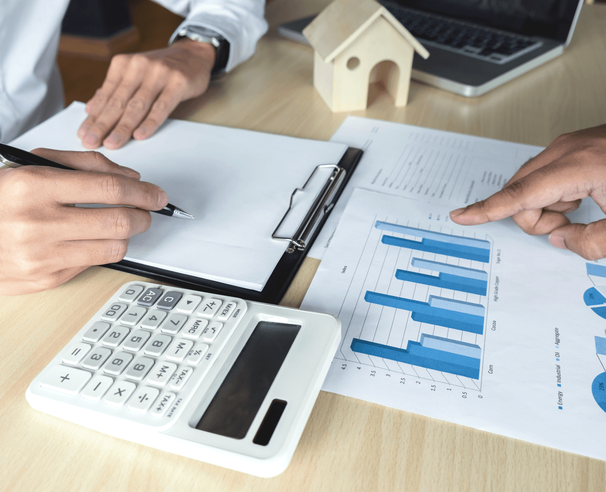 The Benefits of Letting Your Builder Lead You to a Lender Graphs Image