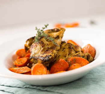 Quick and Easy Meals for the On-the-Go Family Chicken Image