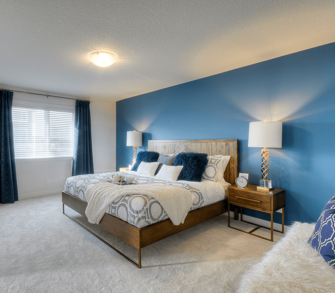 Model Feature The Kingsley Bedroom Image
