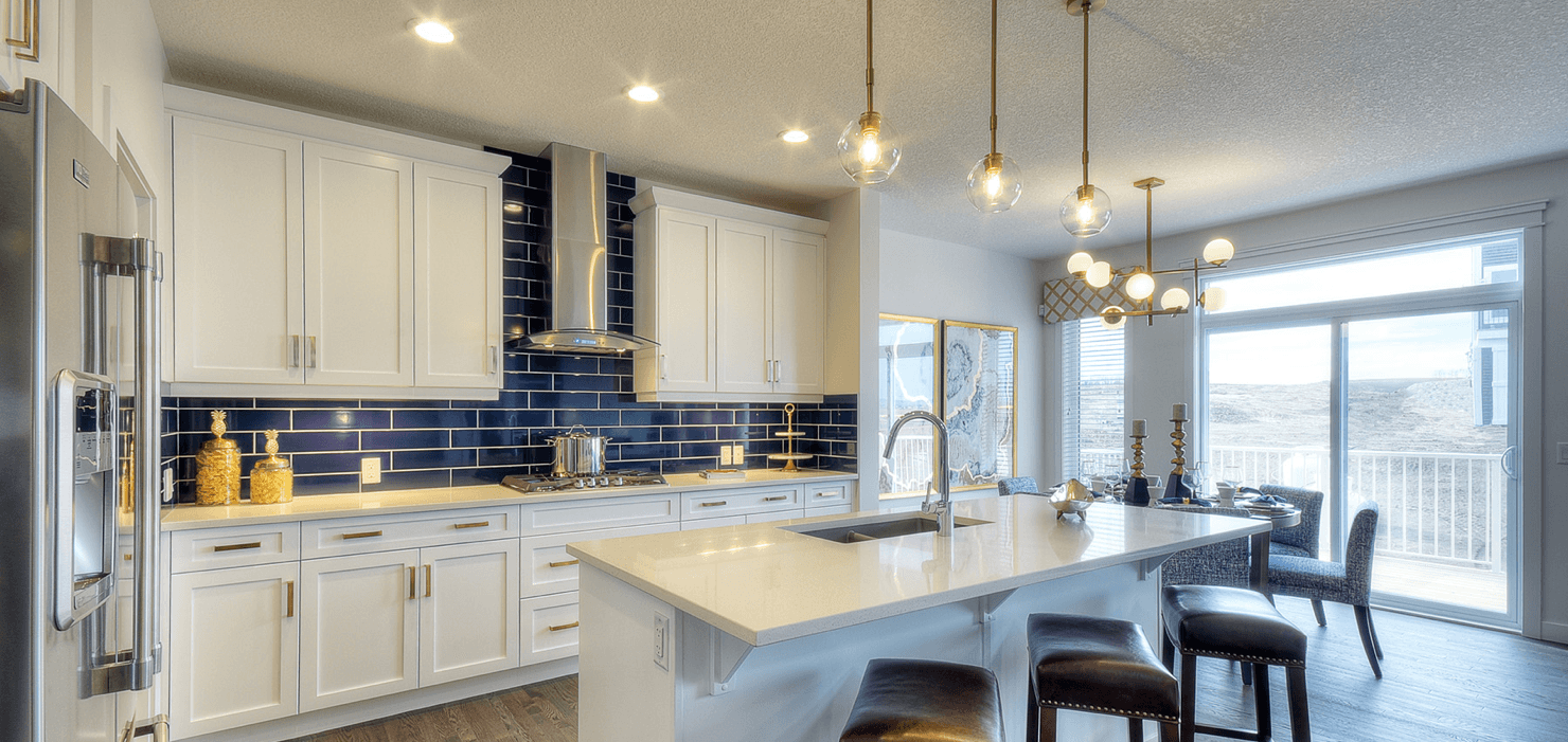 Model Feature The Kingsley Kitchen Image