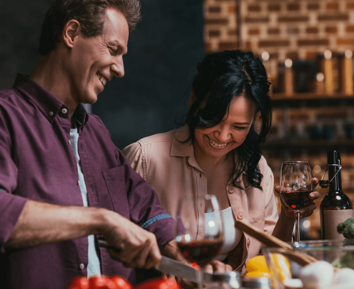 Valentine's Day Dates You Can Still Plan Cooking Image