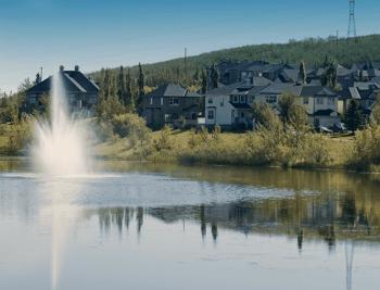 Community Spotlight Crestmont Pond Image