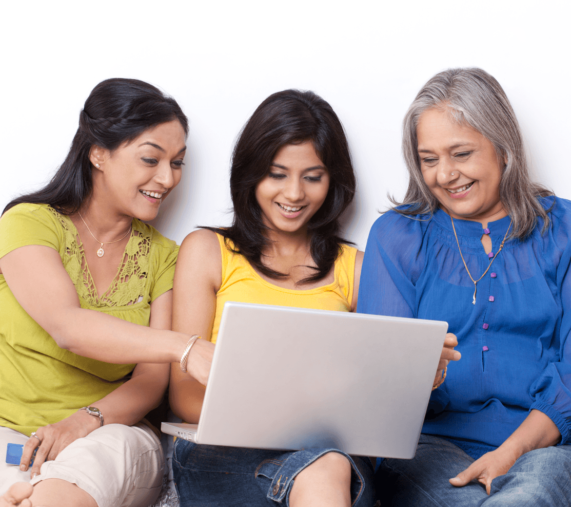 Things to Think About When Buying a Home With Extended Family Ladies Image