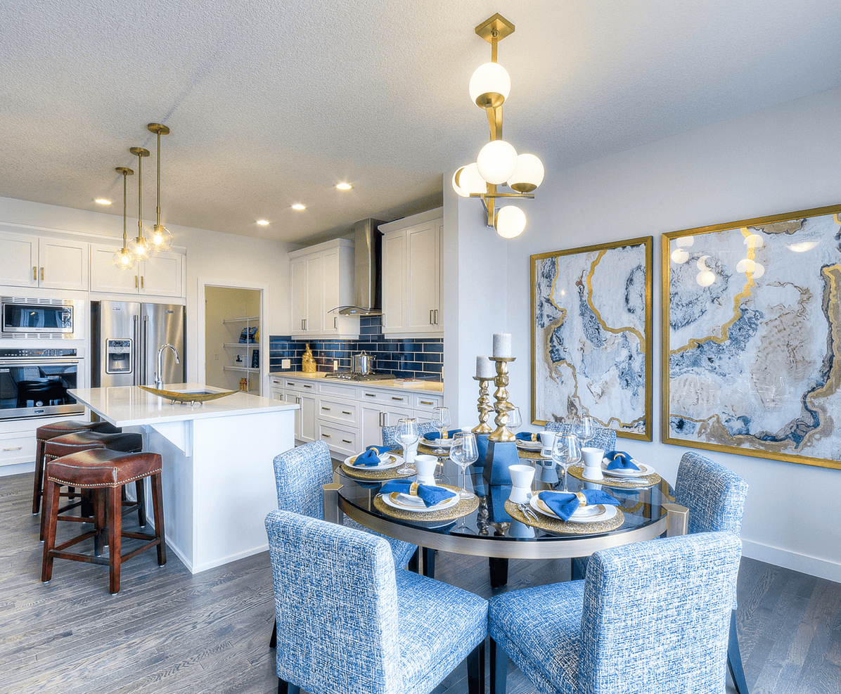 Your Furniture Shopping Sidekick: Kitchen and Dining Areas Art Image