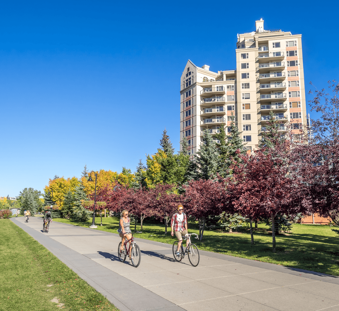 Make the Most of the Long May Weekend in Calgary 2018 Biking Featured Image