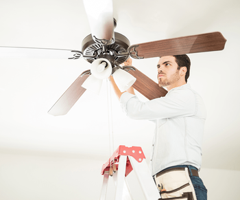 Keep it Cool at Home (Without A/C) Ladder Image