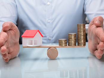 """Why a Mortgage Loan Is """"Good Debt"""" Balance Image"""
