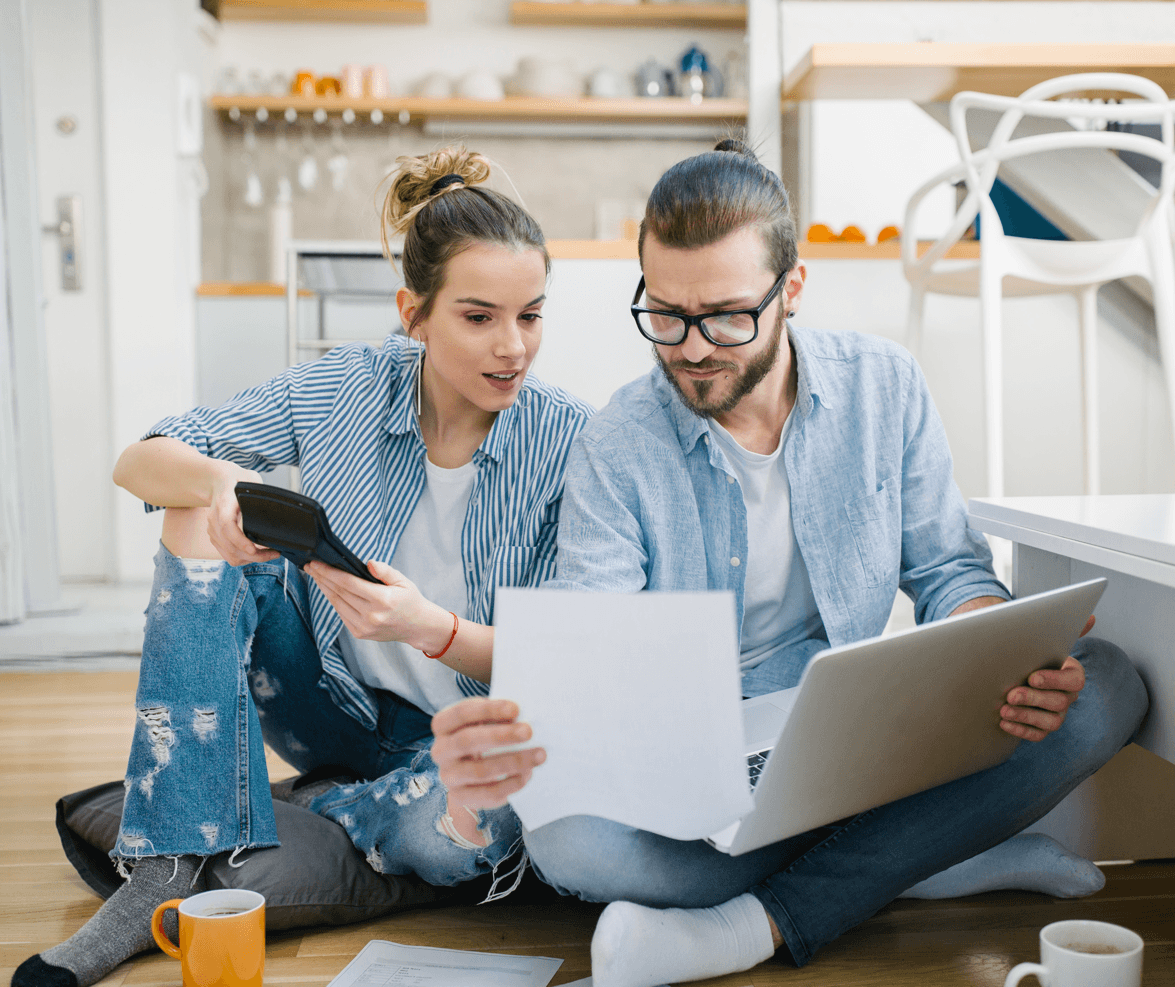 """Why a Mortgage Loan Is """"Good Debt"""" Couple Image"""