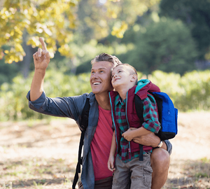 9 Awesome Things to Do on Your Staycation Father and Son