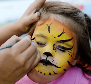 Events in Calgary for October 2018 Face Paining Image
