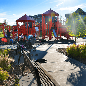 Grand Opening: Fireside Play Area Image