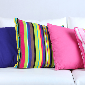 9 Home Decor Mistakes You Didn't Know You Were Making Colourful Pillows Image