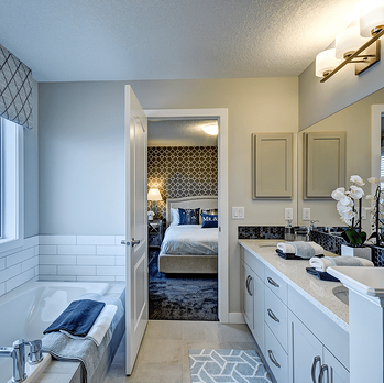 Quick Possession Feature: The NuHaven II in Redstone Ensuite Image