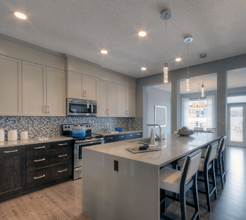 The Advantages of an Open Concept Floor Plan Kitchen Image