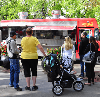 Meals on the Move: Calgary's Best Food Trucks Perogy Truck Image