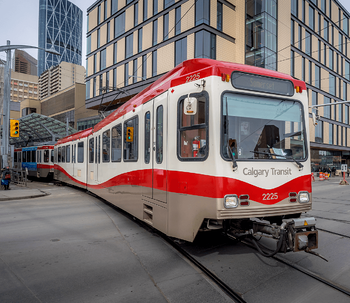 Your Calgary Commute: Drive and Transit Times from New Neighbourhoods C-Train Image