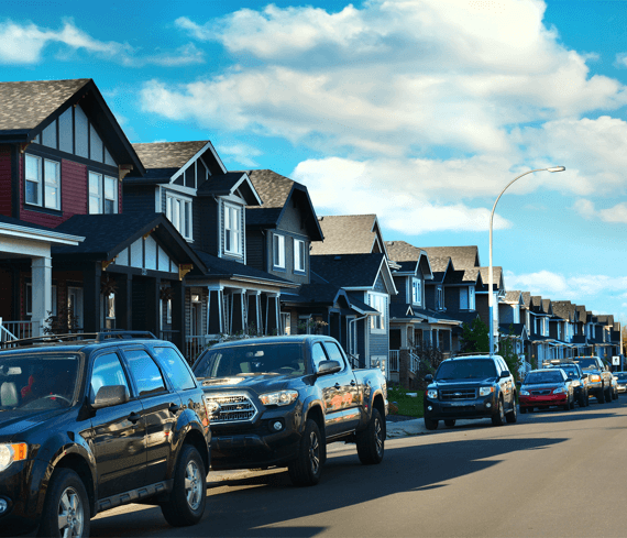 New Communities In and Around Calgary: Amenities You Can Look Forward To Street Image