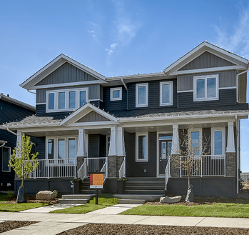 10 Advantages of Working With a Calgary Home Builder Duplex Image