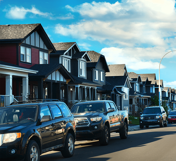 10 Advantages of Working With a Calgary Home Builder Street Image