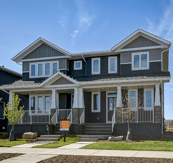 How to Compare Calgary Home Builders to Find the Best One For You Duplex Image