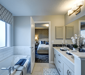 How to Compare Calgary Home Builders to Find the Best One For You Ensuite Image