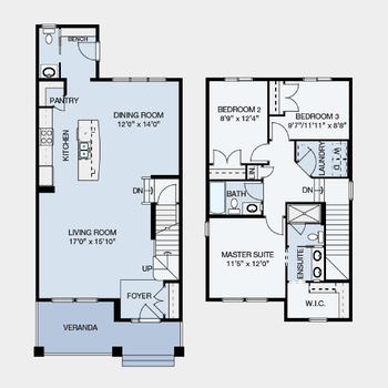 How to Choose the Best Floor Plan for Your Family Open Floor Plan Image