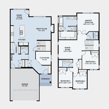 How to Choose the Best Floor Plan for Your Family Floorplan Image