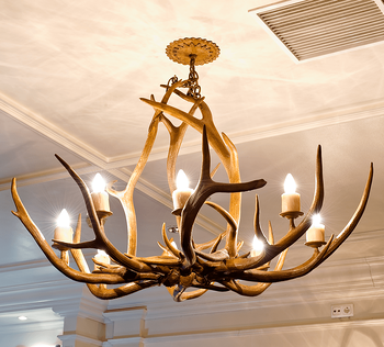Our Guide to Beautiful Canadian Home Decor Chandelier Image