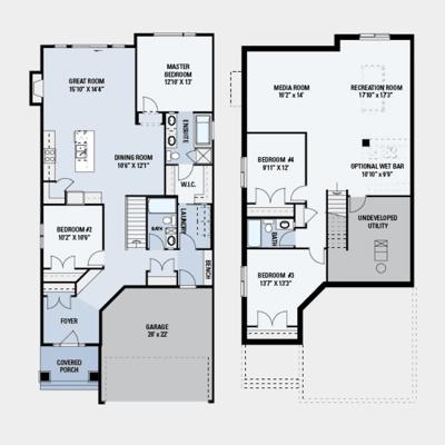 The Benefits of Bungalow Homes Floor Plan Image