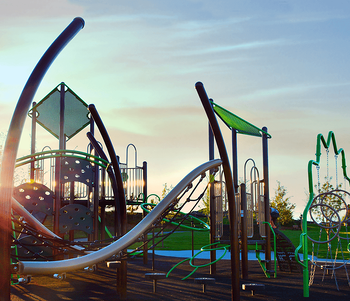 9 Important Features to Look for in a New Home Playground Image