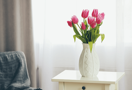 8 Spring Home Decor Trends for 2019 Flowers Image
